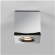 Kiso  LED Square downlight, Polished Chrome