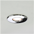 Haboro  12v Fire Rated Bathroom Downlight, Polished Chrome