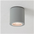 Kiso  Cylinder Shaped Downlight, Painted silver