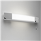 Ixtra Shaverlight, Chrome finish shaver light, polycarbonate diffuser