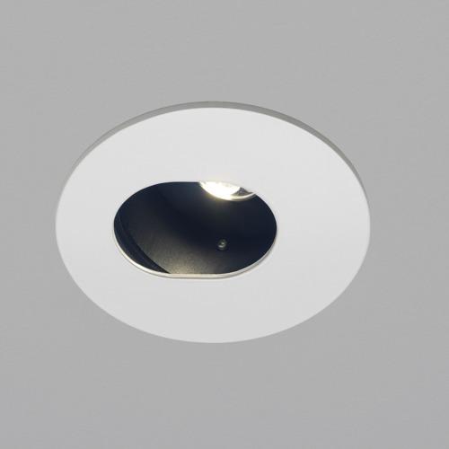 Adjustable LED Downlight White