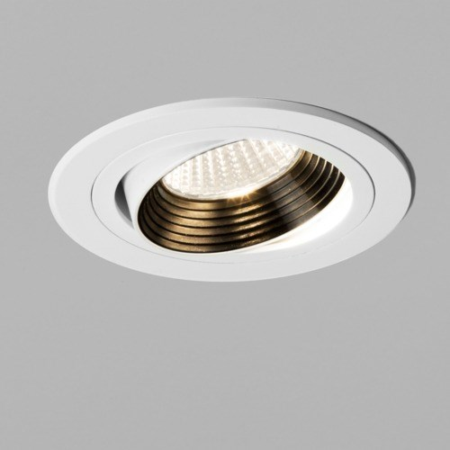 with Round Adjustable LED Downlight