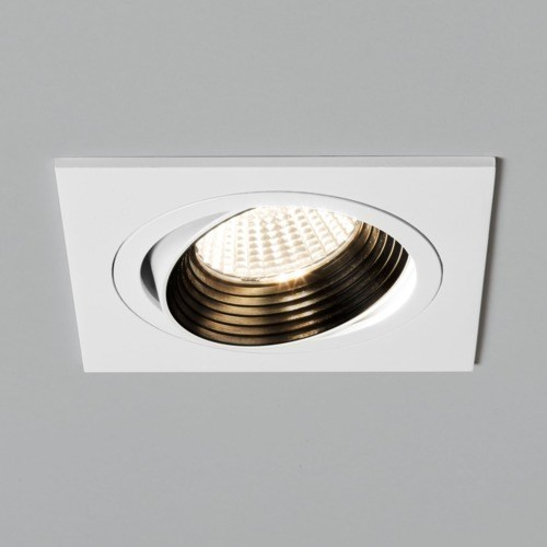 with Square Adjustable LED Downlight