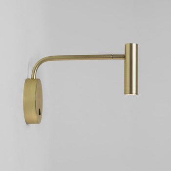 Daito  Adjustable Wall Light, Gold