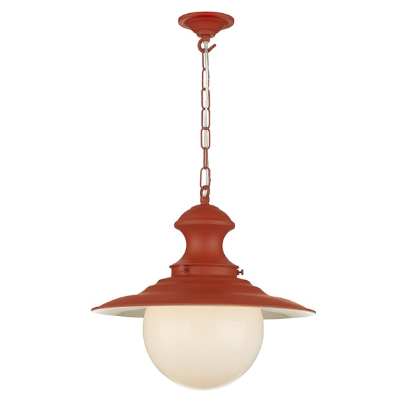 Brunton  1 Light Pendant Lamp