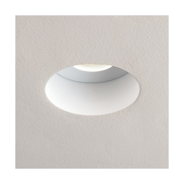 Kasagi  Round, LED,, Fire Rated, Recessed Downlight, White