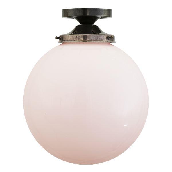 25cm Globe Ceiling Light Fitting