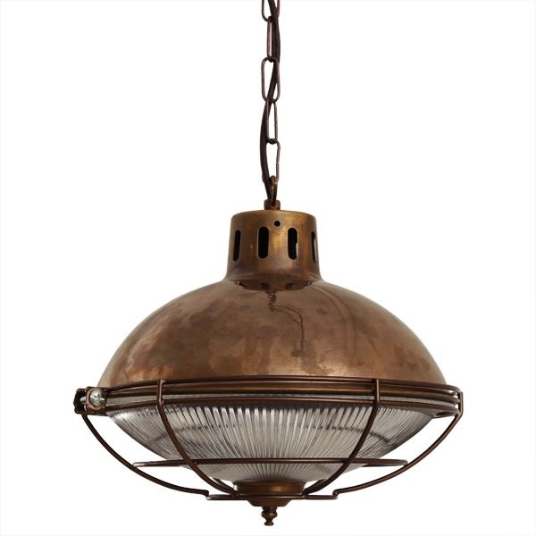 Cage Lamp Industrial Factory Light