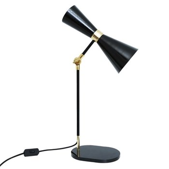 Ganung  Table Lamp, Black
