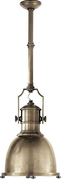 Industrial Small Pendant Light