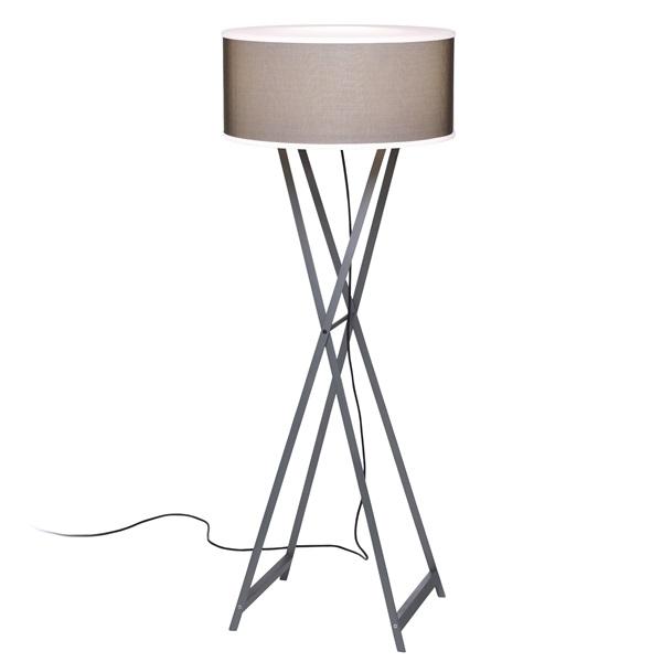 140 IP65, Outdoor Floor Lamp With Diffuser