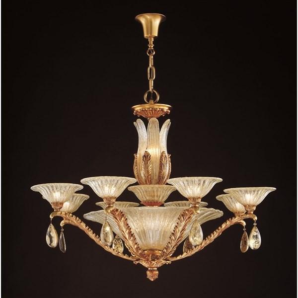 Launceston  Venetian Glass Chandelier