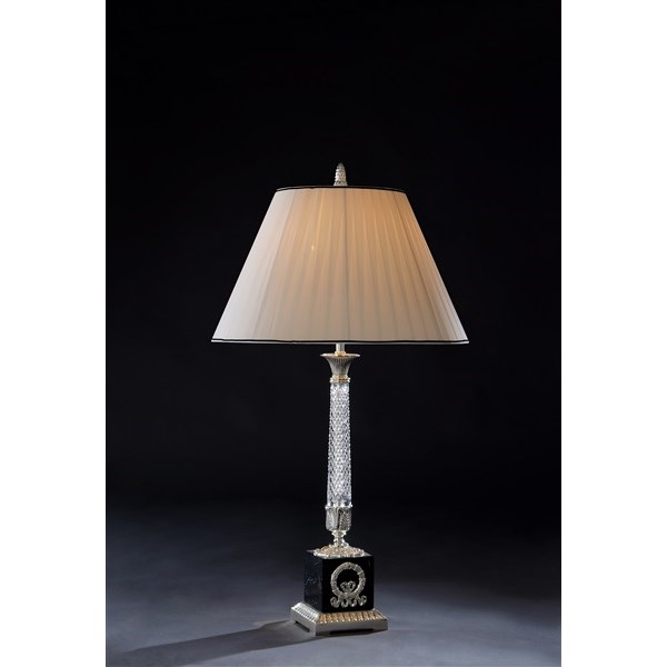 Table Lamp with Shade