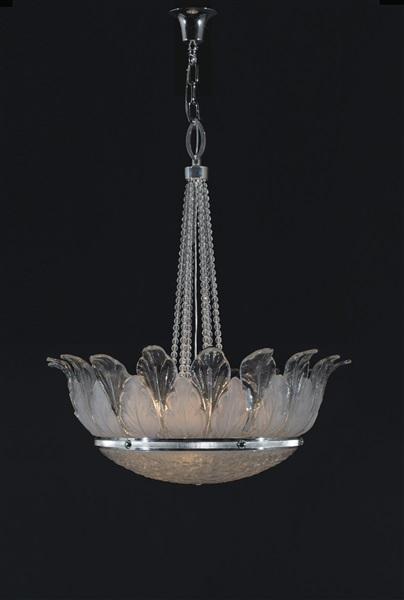Venetian Glass Pendent Light