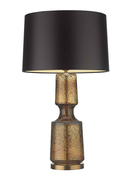 with Table Lamp Including Shade