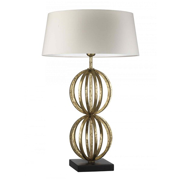 Table Lamp Including Shade