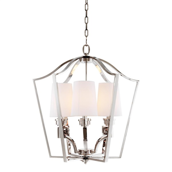 Lantern With Clear Glass