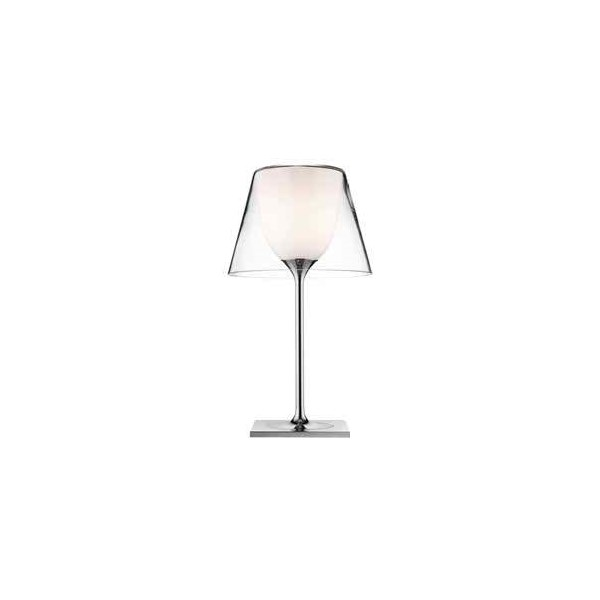Venezia  T1 Dimmer Table Lamp Include Glass Shade