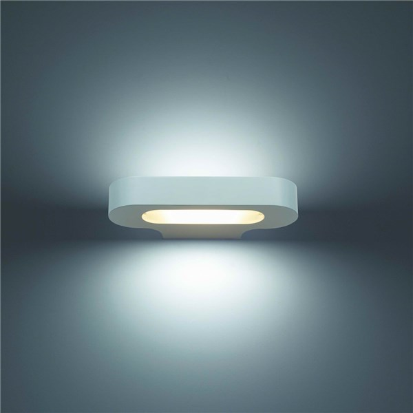 Halo Wall Lamp in White