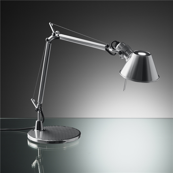 Micro, Table Lamp with Base