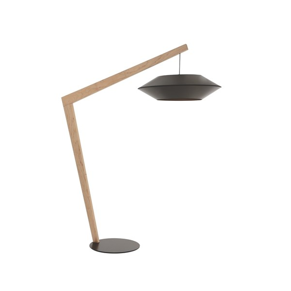 Lamp, Wooden Base Only