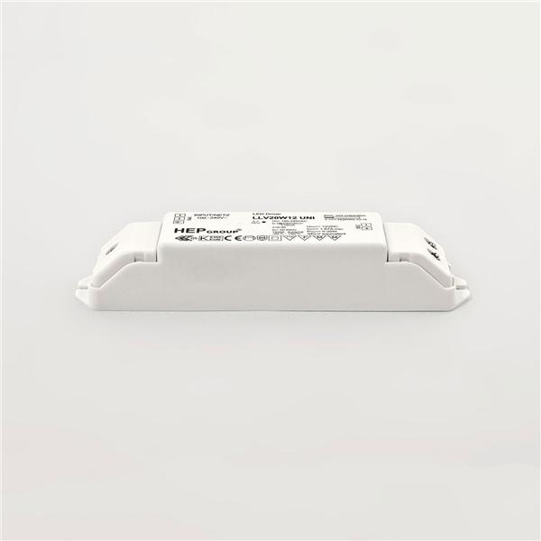 HEP 350mA LED CC Dimmable 1-10V Driver