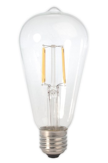 Lamp - LED Squirrel cage (Gold)