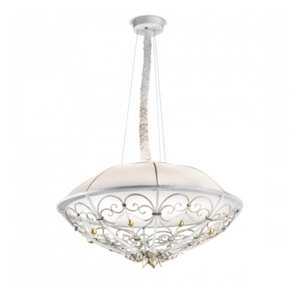 Pendant Lamp, Down Light, Iron, Glass