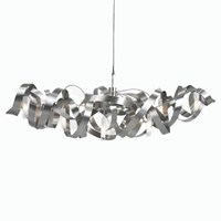 Montone 8-Light Oval Pendant