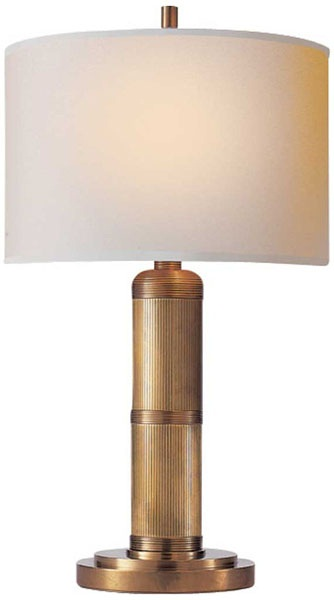 Longacre Small Table Lamp Natural Paper Shade