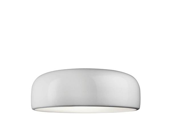 Pienza  C Eco Ceiling Mounted Light Aluminium