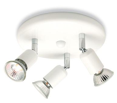 3 Light Flush