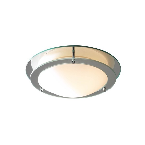 Libra Flush 2 Ring Mirror IP44