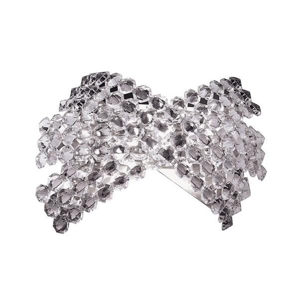 Diamante  AP3, Wall Lamp, Crossing Semicircles
