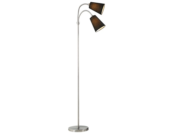 Juhl  Floor Lamp with Shade