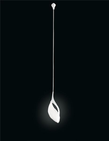 s LED single leaf Pendant