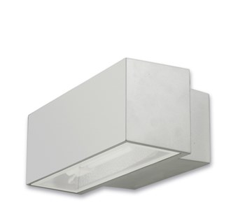 Posets  Wall Light, Surface Mounting, Up / Down Lighter, White