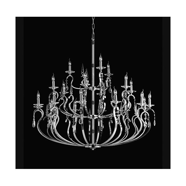 Coledale  21 Light Chandelier