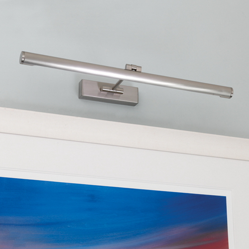 Akita  590, Contemporary designed low energy picture light