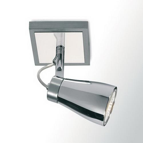Hakui  Single, Polished Chrome Spotlight
