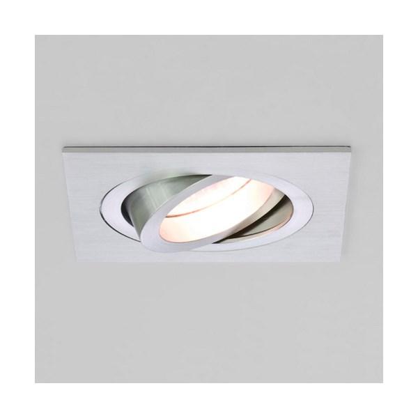 square adjustable interior downlight