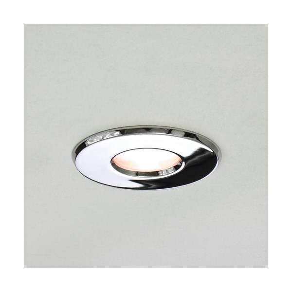 Haboro  Chrome, Halogen recessed downlight