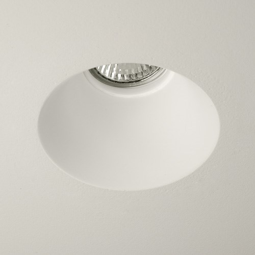 Saru  with Round Recessed Interior Downlight