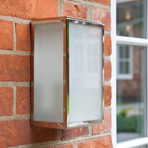 Kori  Exterior Wall Light