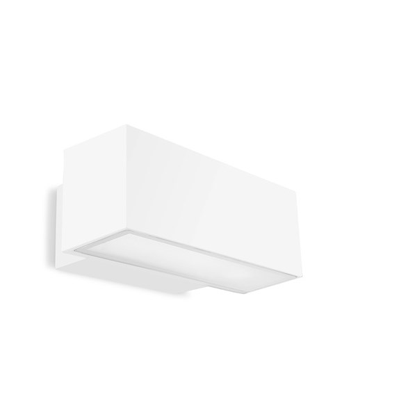 Posets  Wall Light, Surface Mounting, Up / Down Lighter White