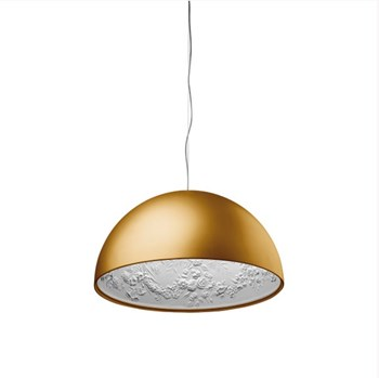 Torino  1 ES, Suspension Pendant Light, Matt Gold