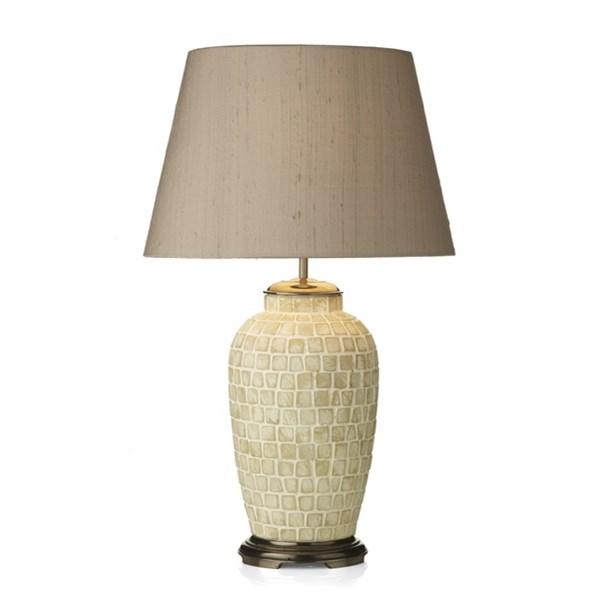 Ceramic Table Lamp Base Only (DHL), Medium
