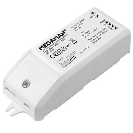 LED AR111 20V  18W 9-36V 500mA Triac Dimming Power Supply