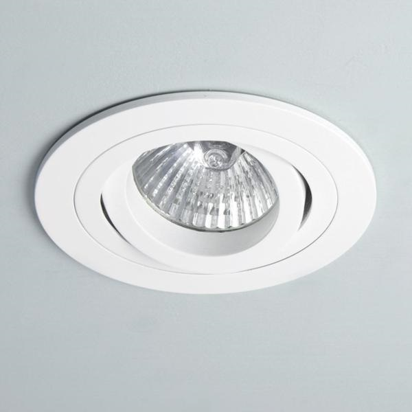 Fire rated interior downlight