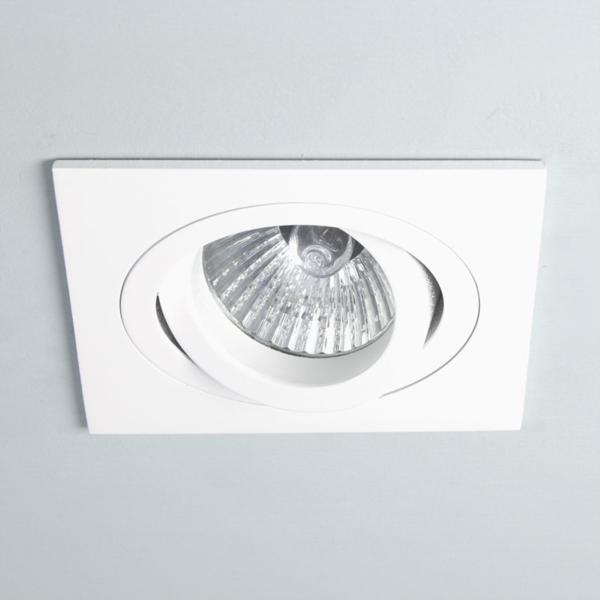 Firerated interior downlight